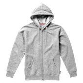 """Свитер """"Open"""" мужской с капюшоном, серый меланж ( 3XL ), арт. 001746803"""