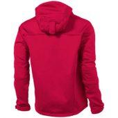 """Куртка софтшел """"Match"""" мужская, красный/серый ( 2XL ), арт. 000257603"""