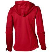 """Куртка софтшел """"Match"""" женская, красный/серый ( XL ), арт. 000302203"""