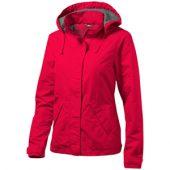 Куртка «Top Spin» женская, красный ( XL )