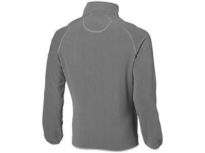 Куртка «Drop Shot» из микрофлиса мужская, серый ( XL )