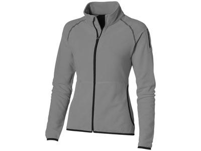 Куртка «Drop Shot» из микрофлиса женская, серый ( S )