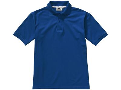 "Рубашка поло ""Forehand"" мужская, классический синий ( M ), арт. 000205003"