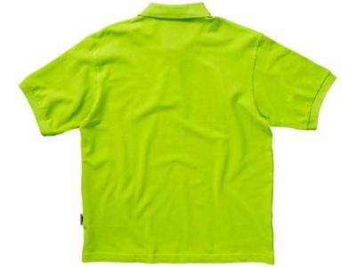 "Рубашка поло ""Forehand"" мужская, зеленое яблоко ( XL ), арт. 000204703"