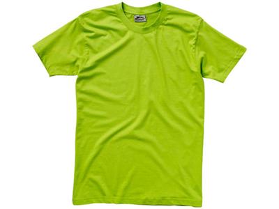 Футболка «Ace» мужская, зеленое яблоко ( 3XL )