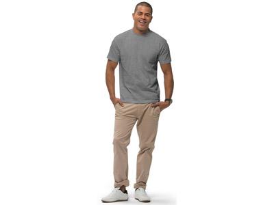 Футболка «Ace» мужская, спортивный серый ( S )