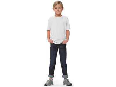 Футболка «Ace» детская, белый ( 12 )