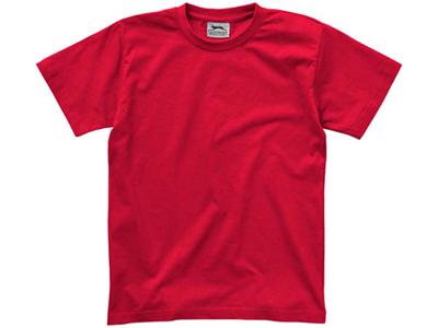 Футболка «Ace» детская, темно-красный ( 6 )