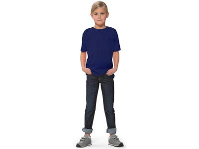 Футболка «Ace» детская, темно-синий ( 4 )