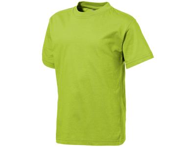 Футболка «Ace» детская, зеленое яблоко ( 10 )