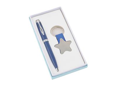 Набор: шариковая ручка, брелок «Звезда», арт. 000588903