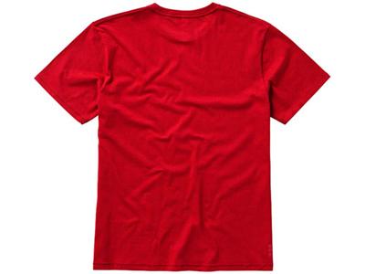 Футболка «Nanaimo» мужская, красный ( XL )