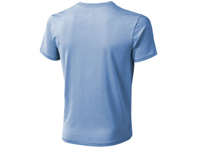 Футболка «Nanaimo» мужская, светло-голубой ( XS )