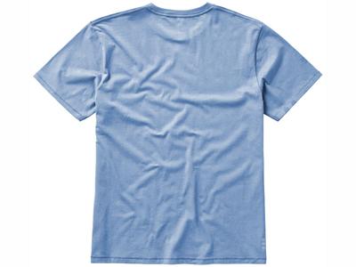 Футболка «Nanaimo» мужская, светло-голубой ( L )