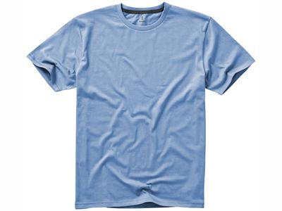 Футболка «Nanaimo» мужская, светло-голубой ( S )