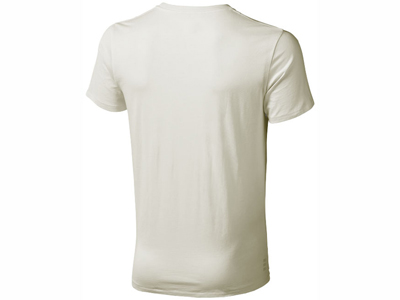 Футболка «Nanaimo» мужская, светло-серый ( 2XL )