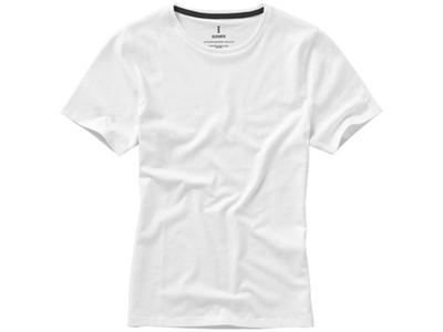 Футболка «Nanaimo» женская, белый ( XL )