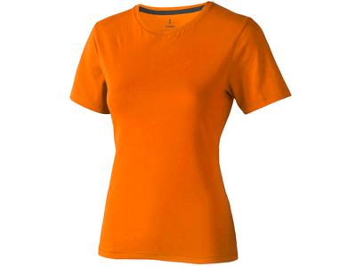 Футболка «Nanaimo» женская, оранжевый ( XL )