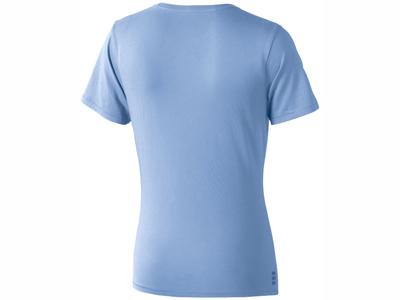 Футболка «Nanaimo» женская, светло-голубой ( M )