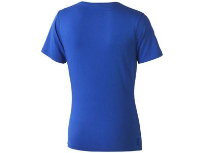 Футболка «Nanaimo» женская, синий ( XS )