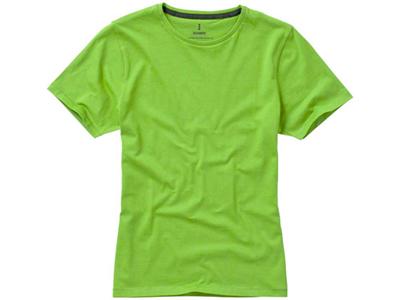 "Футболка ""Nanaimo"" женская, зеленое яблоко ( L )"