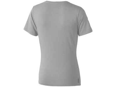 Футболка «Nanaimo» женская, серый меланж ( XL )