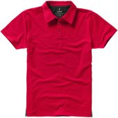 """Рубашка поло """"Markham"""" мужская, красный/антрацит ( M ), арт. 001946603"""