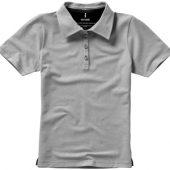 "Рубашка поло ""Markham"" женская, серый меланж/антрацит ( M ), арт. 001944303"