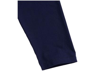 """Рубашка поло """"Oakville"""" мужская с длинным рукавом, темно-синий ( 3XL )"""
