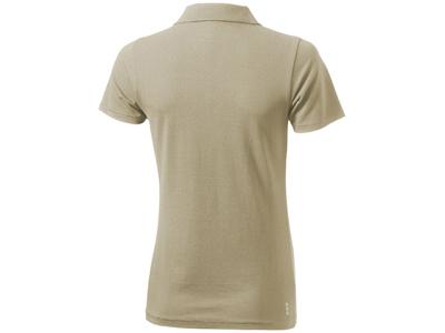 """Рубашка поло """"Seller"""" женская, хаки ( L )"""