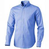 Рубашка «Vaillant» мужская с длинным рукавом, голубой ( L )