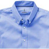 """Рубашка """"Vaillant"""" мужская с длинным рукавом, голубой ( 2XL ), арт. 001446603"""