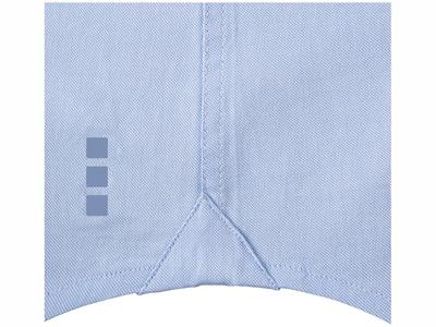 Рубашка «Vaillant» мужская с длинным рукавом, голубой ( XL )
