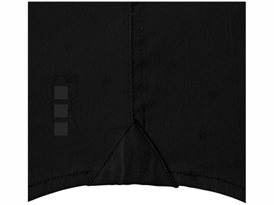 Рубашка «Vaillant» мужская с длинным рукавом, черный ( 3XL )