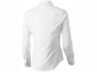 Рубашка «Vaillant» женская с длинным рукавом, белый ( L )