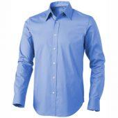 """Рубашка """"Hamilton"""" мужская с длинным рукавом, голубой ( 3XL )"""