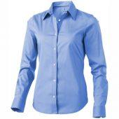 """Рубашка """"Hamilton"""" женская с длинным рукавом, голубой ( XS ), арт. 001452003"""