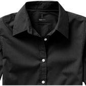 """Рубашка """"Hamilton"""" женская с длинным рукавом, черный ( XL ), арт. 001453003"""