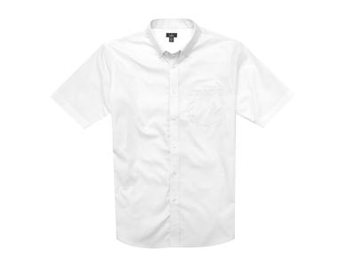 "Рубашка ""Stirling"" мужская с коротким рукавом, белый ( XL )"