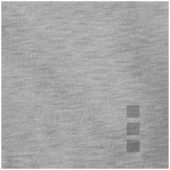 "Свитер ""Arora"" детский с капюшоном, серый меланж ( 4 ), арт. 001964703"