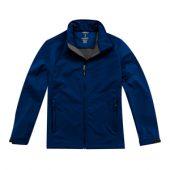 Куртка софтшел «Maxson» мужская, темно-синий ( 2XL )