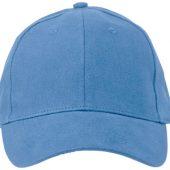 "Бейсболка ""Watson"", 6 панелей, светло-синий, арт. 001682903"