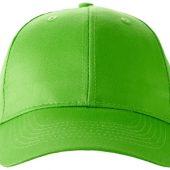 "Бейсболка ""Watson"", 6 панелей, зеленое яблоко, арт. 001683203"