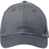"Бейсболка ""Watson"", 6 панелей, серый, арт. 001683303"