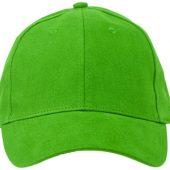 """Бейсболка """"Bryson"""", 6 панелей, зеленое яблоко, арт. 001683903"""