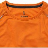 "Футболка ""Quebec Cool Fit"" мужская, оранжевый ( L ), арт. 001424403"