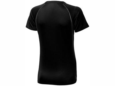 Футболка «Quebec Cool Fit» женская, черный ( L )