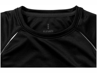 Футболка «Quebec Cool Fit» женская, черный ( M )