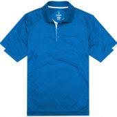 Рубашка поло «Kiso» мужская, синий ( XL )