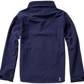 "Куртка софтшел ""Langley"" мужская, темно-синий ( L ), арт. 001892503"